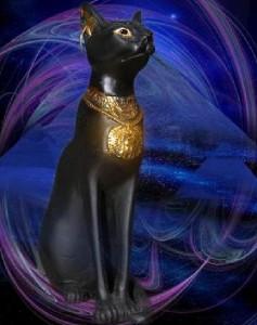 Фигурка великой кошки