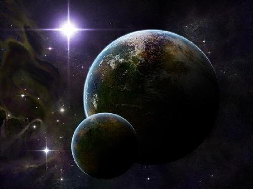 Вращение небесных тел Коперника