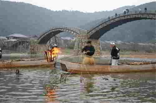 Рыбалка с помощью бакланов