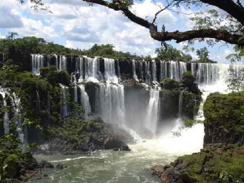 Комплекс водопадов Игуасу