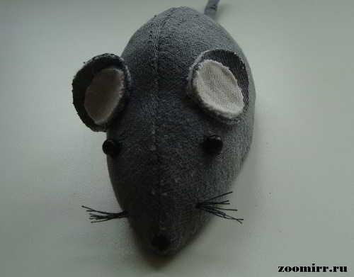 Мышка своими руками
