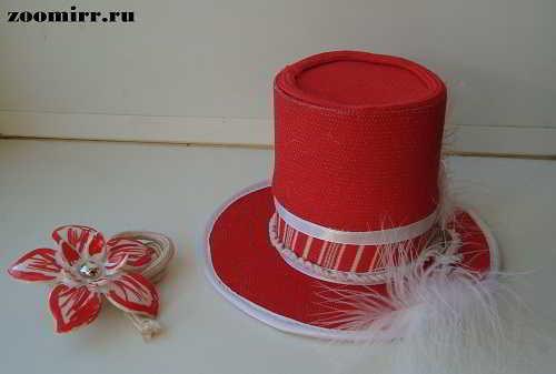 Вечерняя шляпка-вуаль Мулен Руж - Рукоделие - Babyblog.ru