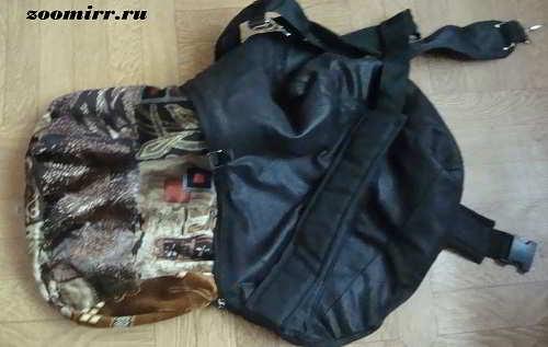 Подкладка рюкзака