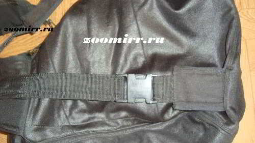 Ремень рюкзака