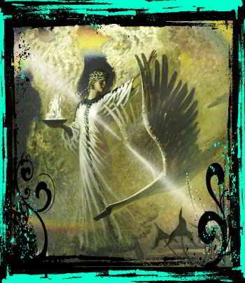 Богини славянской мифологии