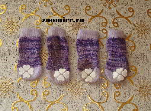 Носки из магазина