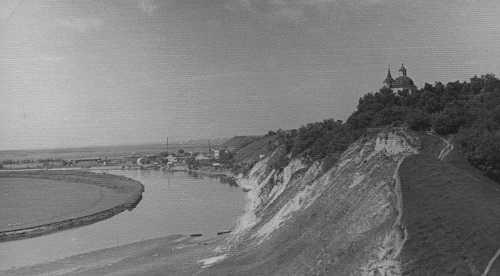 Город Трубчевск в 60-е