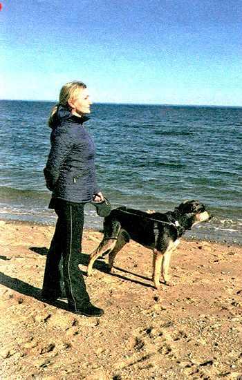 Людмила с Диком