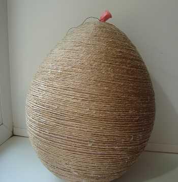 Готовый шарик